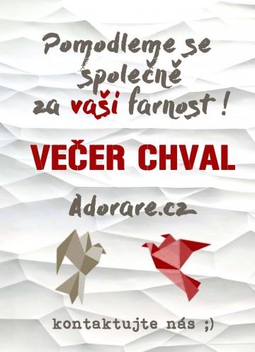 Plakát - Chvály